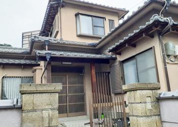 シンカ和泉鳥取の外観